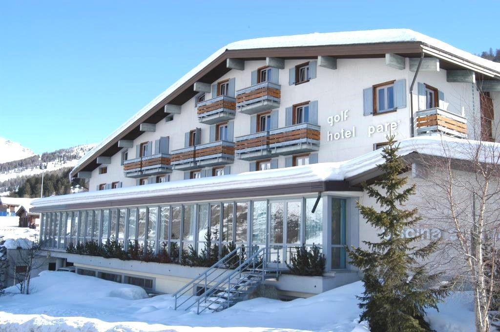 hotel pare