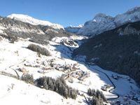 Skigebiet La Val - Wengen,