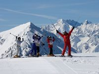 Skigebiet Thyon,