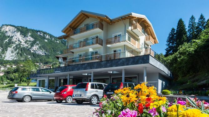 Unterkunft Hotel Fontanella, Molveno,