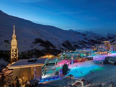 Aanbiedingen wintersport Les Menuires inclusief skipas