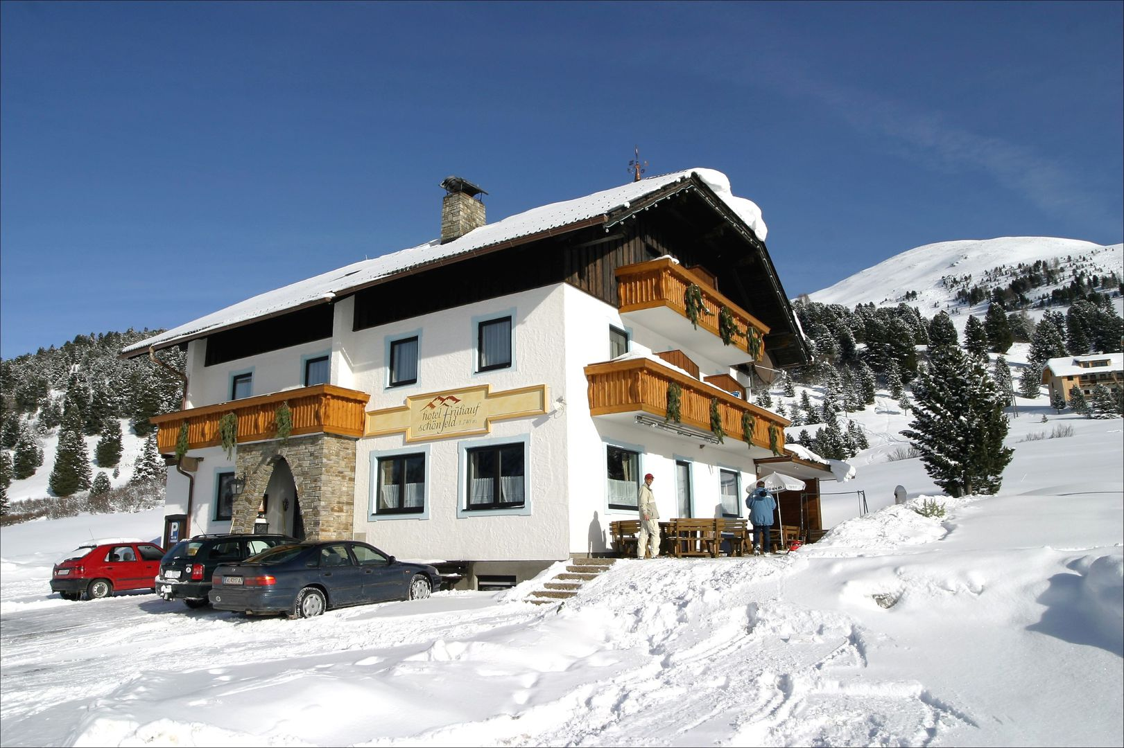 Appartement de vacances 6-Pers.-Appartement (Mattehansnock, ca. 57 m²), OV, Ferienwohnungen Almsonne (2470610), Karneralm, Lungau, Salzbourg, Autriche, image 1