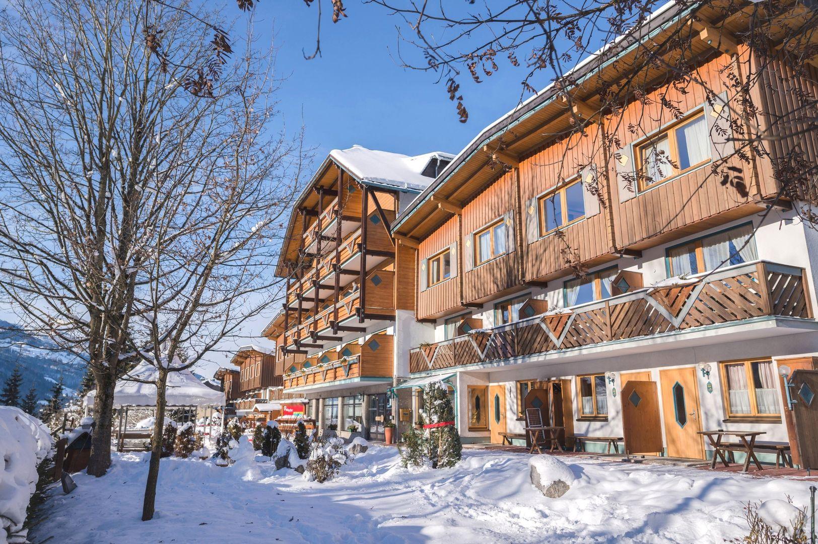 Slide1 - Hotel Ferienalm Schladming