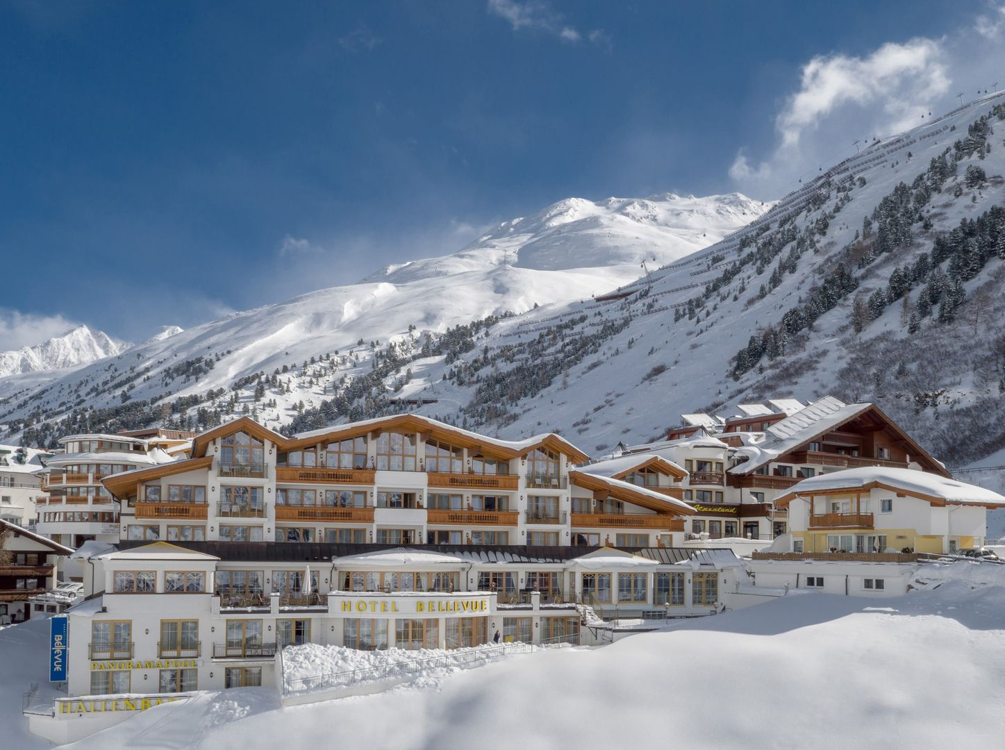 Hotel Austria & Bellev...
