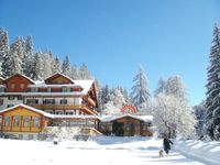 Unterkunft Parkhotel Sole Paradiso, Innichen,
