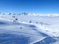 Skigebiet Madonna di Campiglio,