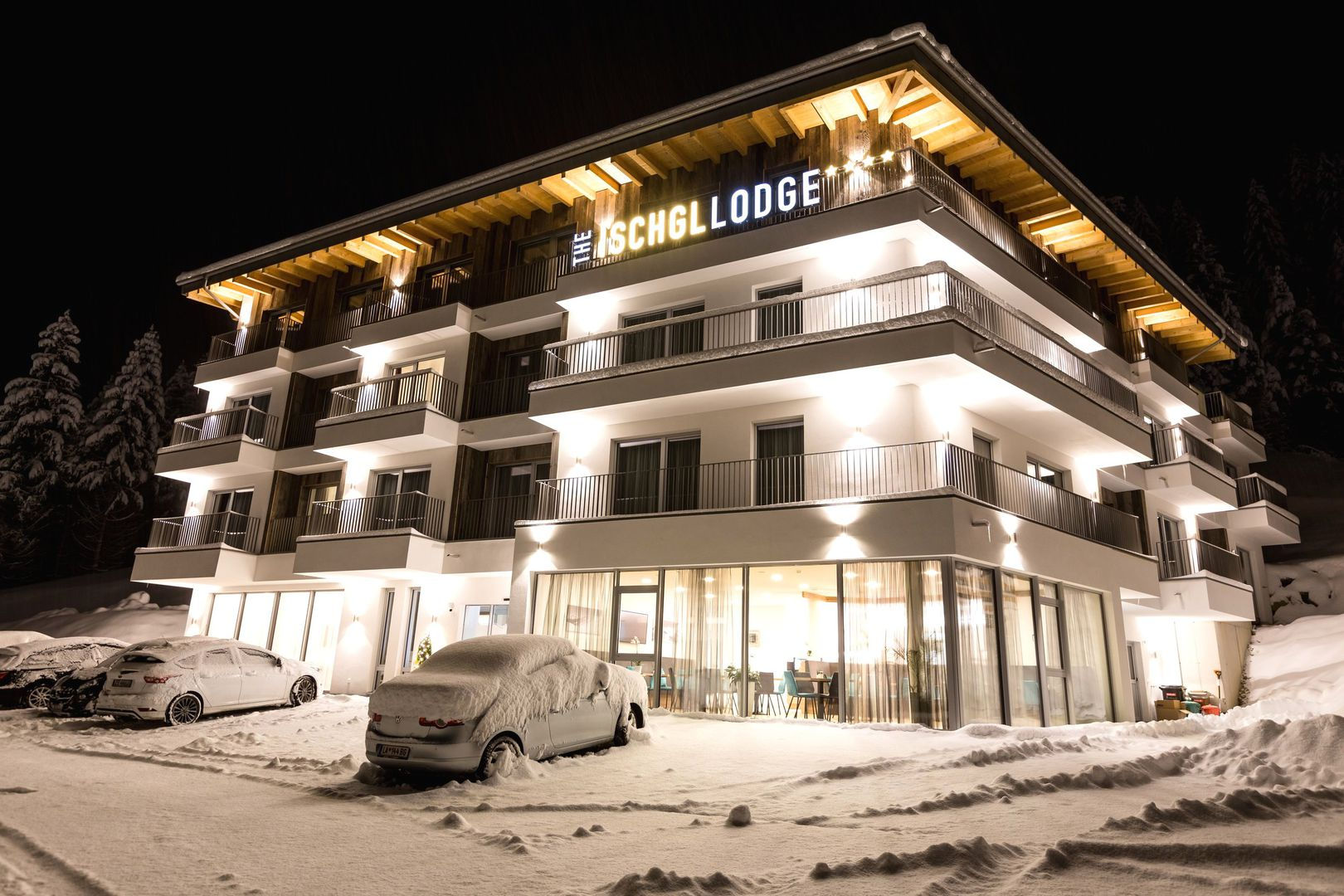 Hotel Ischgl - The Ischgl Lodge