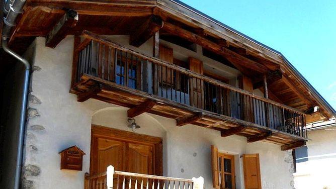 Chalet Maison Du Praz