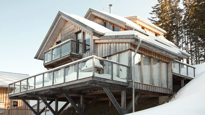 Alpenchalets Klippitztörl