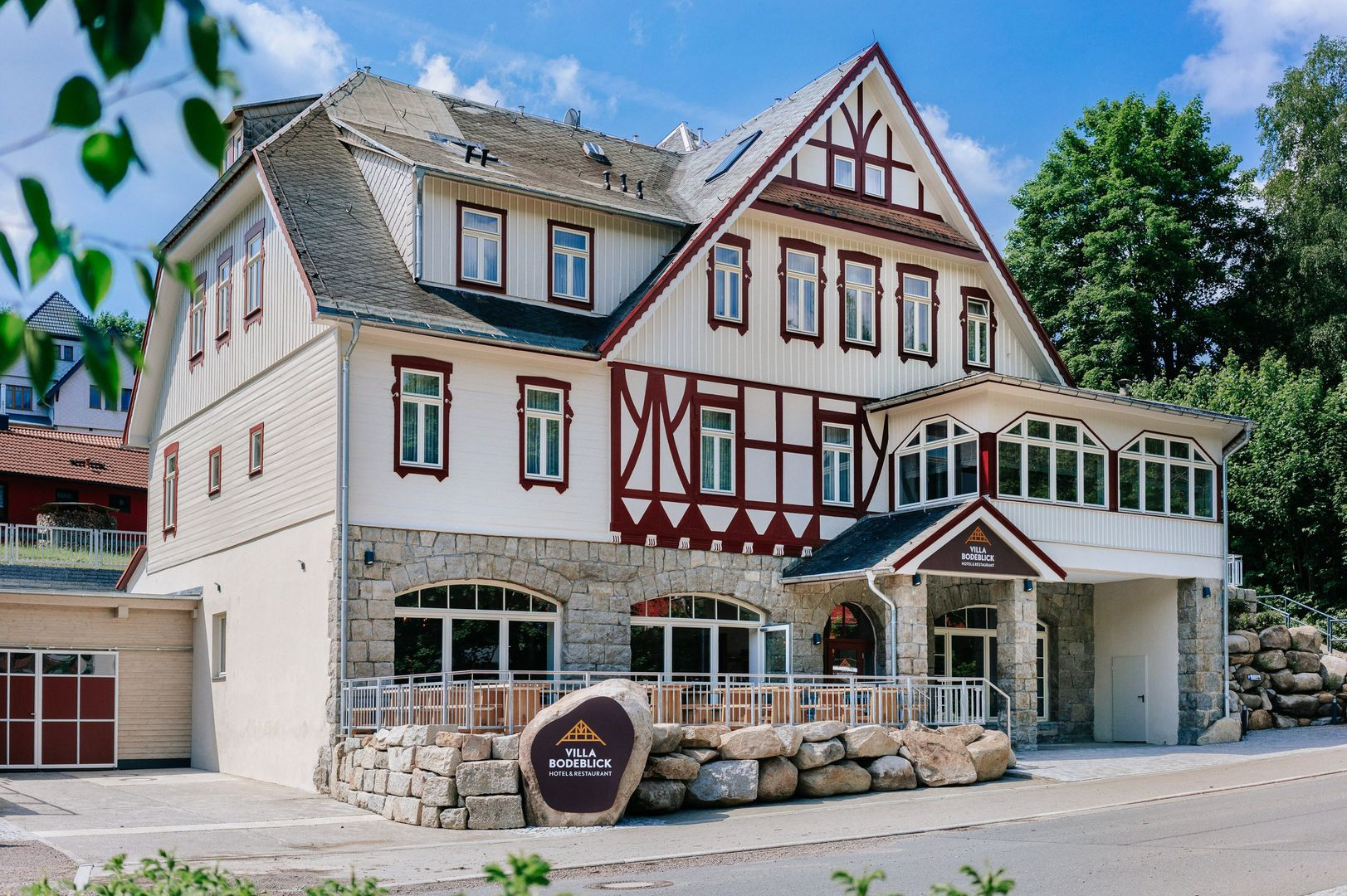 Hotel Villa Bodeblick