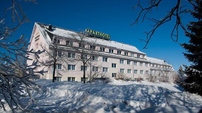 Unterkunft Aparthotel Oberhof, Oberhof,