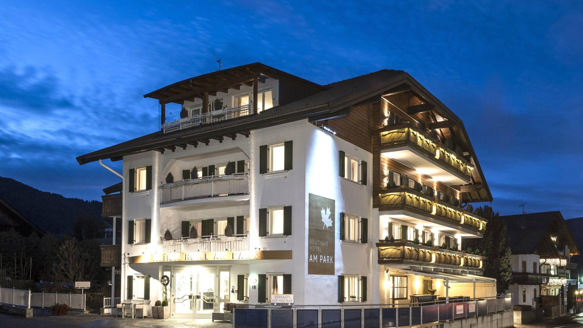 Boutique Hotel Am Park
