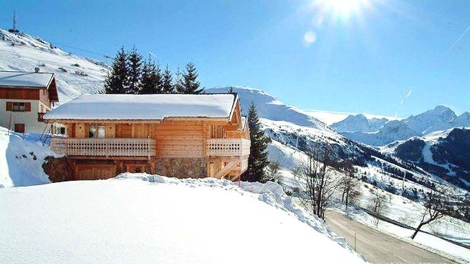Unterkunft Chalet Les Sapins, Alpe d'Huez,