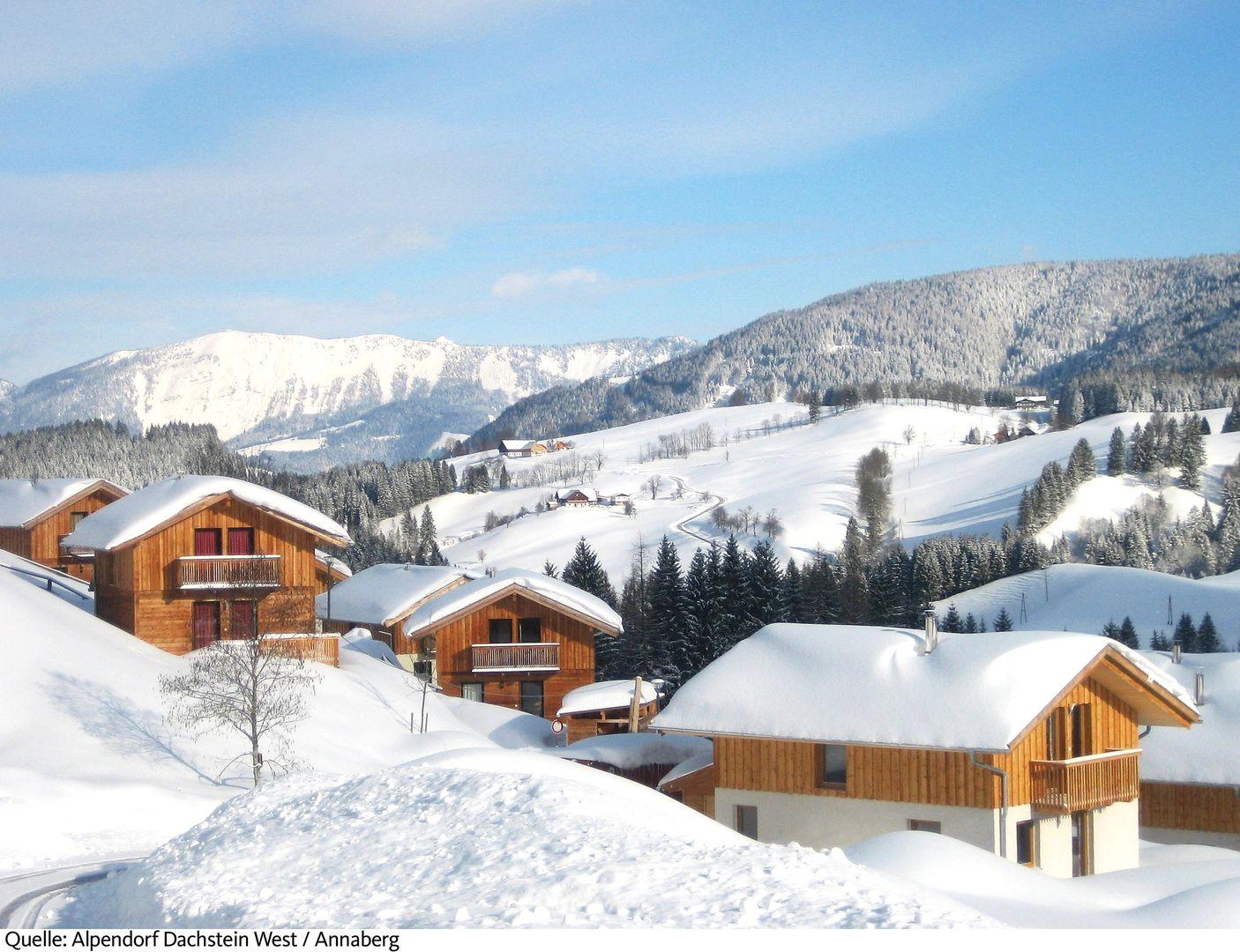 Appartement de vacances 8-Pers.-Chalet (ca. 90 m², Enzian / Deluxe), OV, Alpendorf Dachstein-West (1983307), Annaberg, Tennengau, Salzbourg, Autriche, image 1
