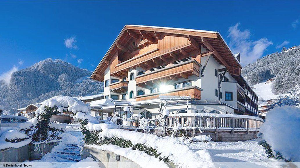 Hotel Hippach - Ferienhotel Neuwirt
