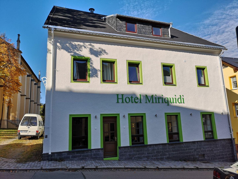 Hotel Miriquidi (voormalig Hotel am Kirchberg)