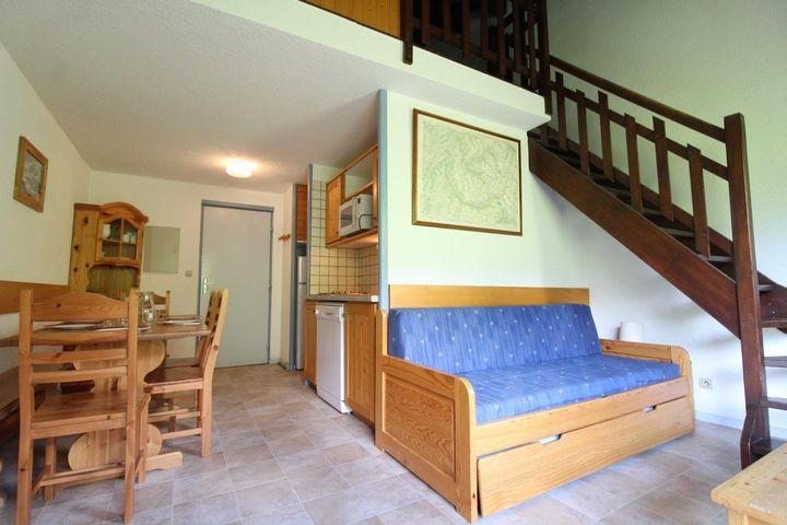 6-Pers.-Appartement (ca. 38 m², HVC218), OV