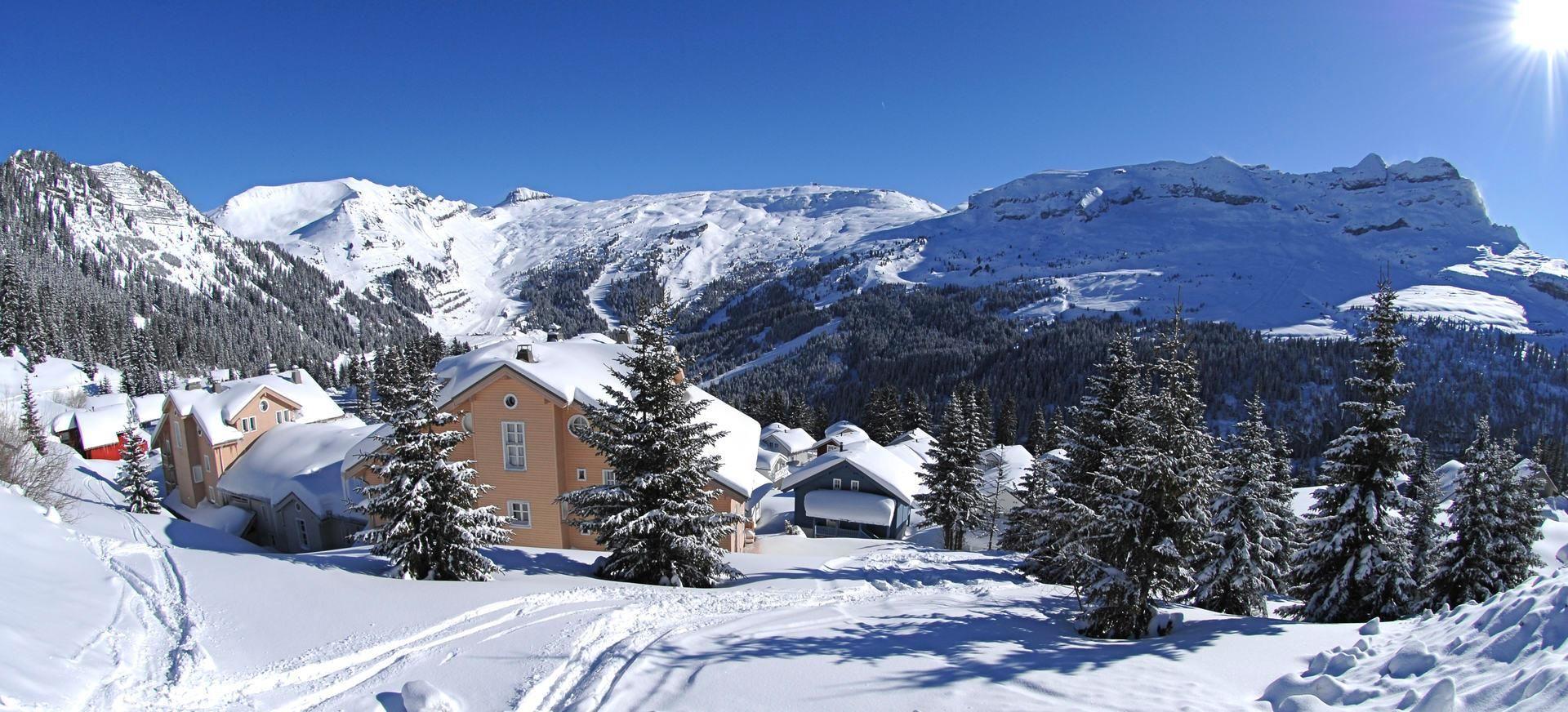 residence hameau
