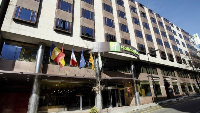 Hotel Holiday Inn Andorra (ÜF)