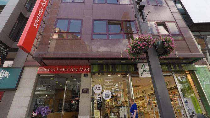 Hotel City M28 (ÜF)