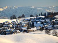 Skigebiet Scheidegg
