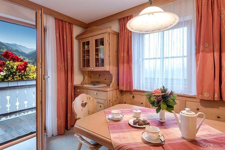3-Pers.-Appartement (ca. 42 m², Typ Mölltalblick), OV