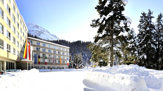 Club Med - Saint-Moritz Roi Soleil
