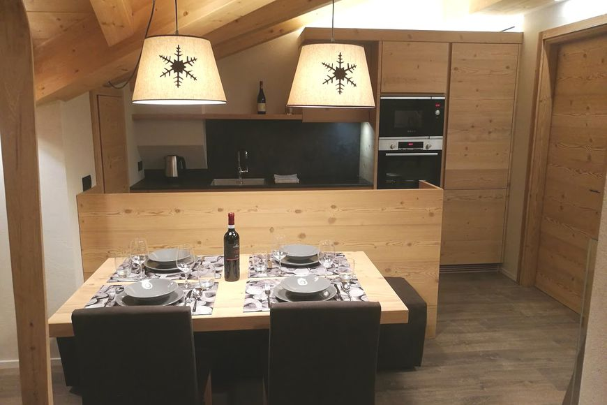 Mountain Chalet Remi - Apartment - Livigno