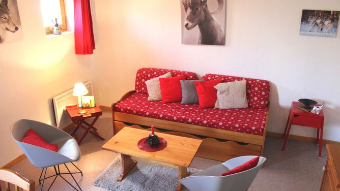 Résidence Les Chaumettes - Apartment - SuperDévoluy