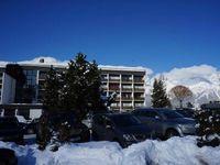 Appartement 11, Berghof