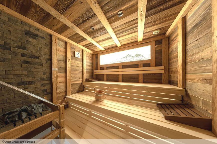 Alpin Chalet am Burgsee - Apartment - Serfaus-Fiss-Ladis