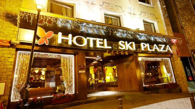 Hotel Ski Plaza (ÜF)