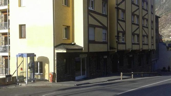 Hotel Hermus Ski