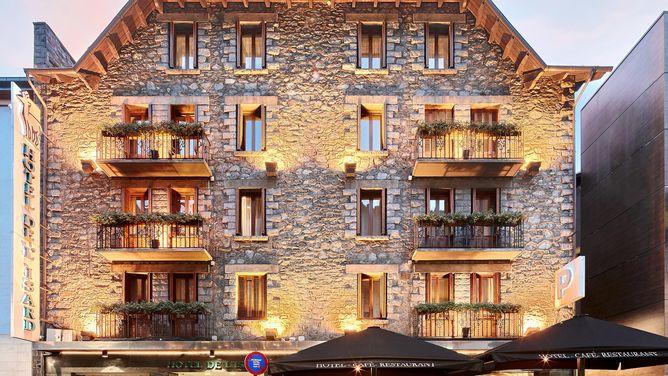 Hotel De l'Isard (HP)