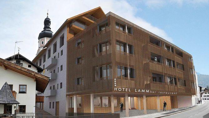 Unterkunft Hotel Lamm, Sterzing,