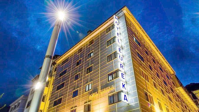 Hotel Eureka (ÜF)
