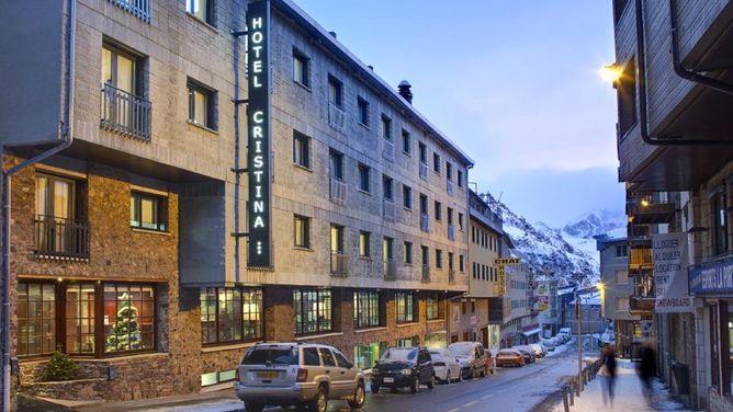 Hotel Cristina (ÜF)