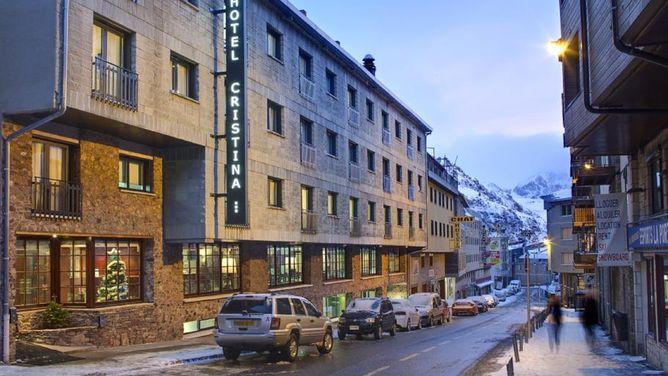 Hotel Cristina (HP)