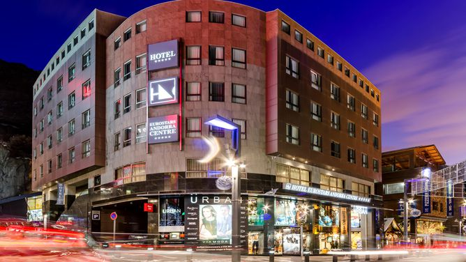 Hotel Eurostars Andorra (HP)