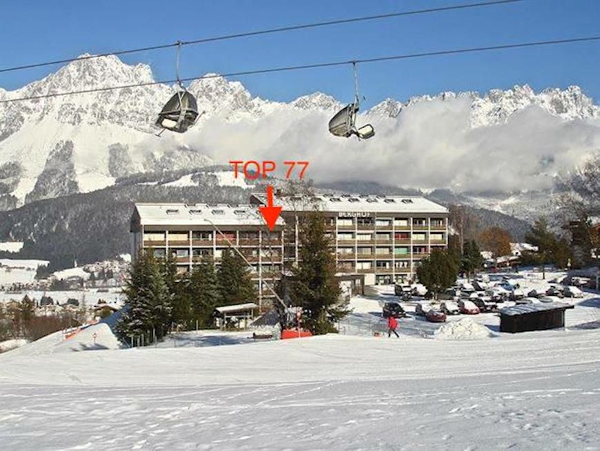 berghof apartment top 77