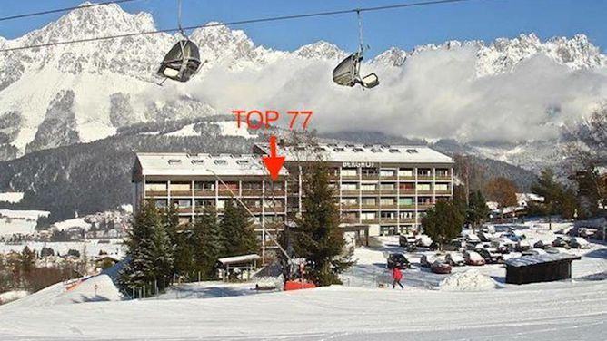 Berghof Appartement TOP 77