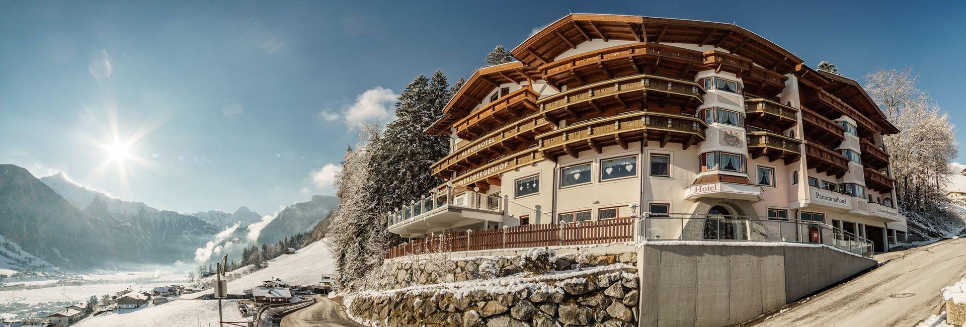 panorama hotel schwendbergerhof