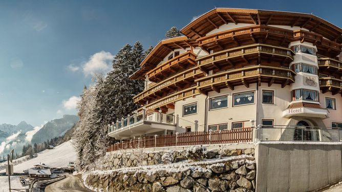 Unterkunft Panoramahotel Schwendbergerhof, Hippach (Zillertal),