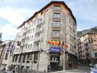 Hotel Kyriad Andorra Comtes d'Urgell