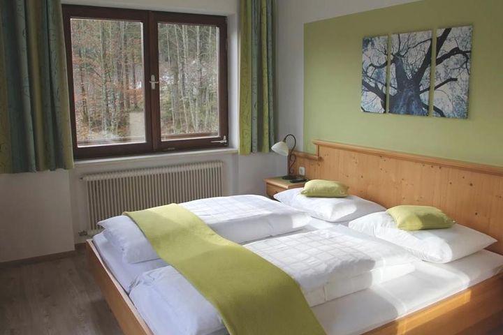 Doppelzimmer Du/WC (Rauchenberg), ÜF