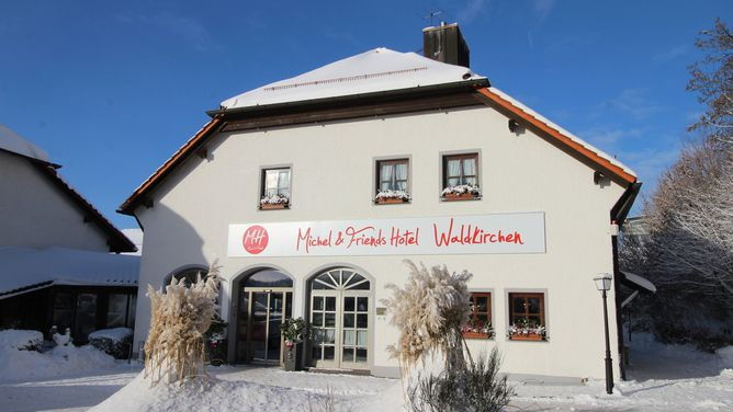 Hotel Vier Jahreszeiten Waldkirchen