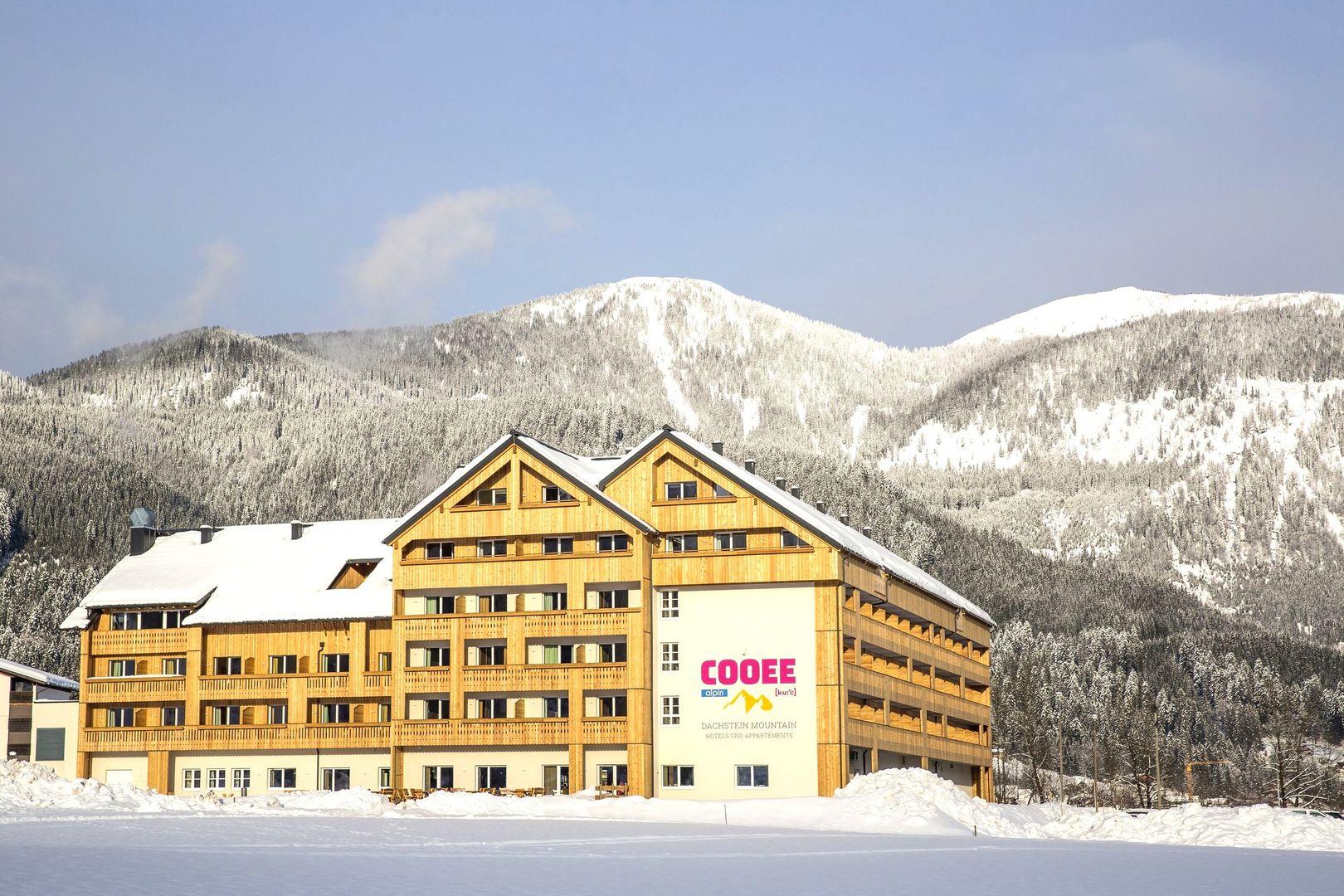 COOEE alpin Hotel Dachstein - Slide 1