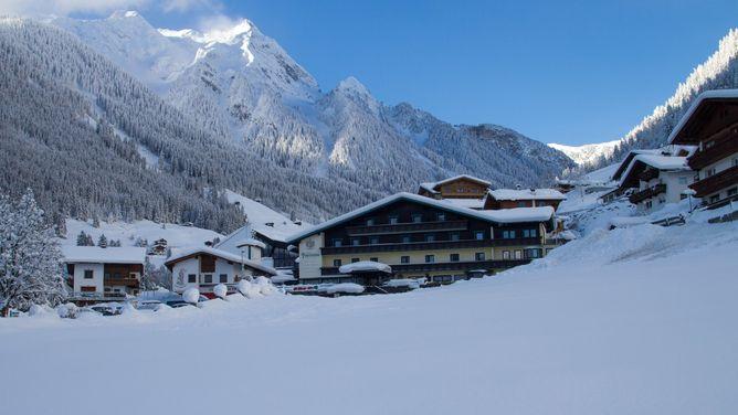 Unterkunft Hotel Panorama, Finkenberg (Zillertal),