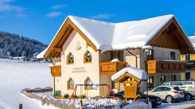 Unterkunft Appartement Flachauer Bergkristall, Flachau,