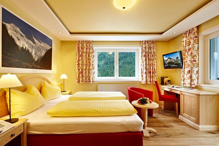 National Park Hotel Klockerhaus - Apartment - Krimml